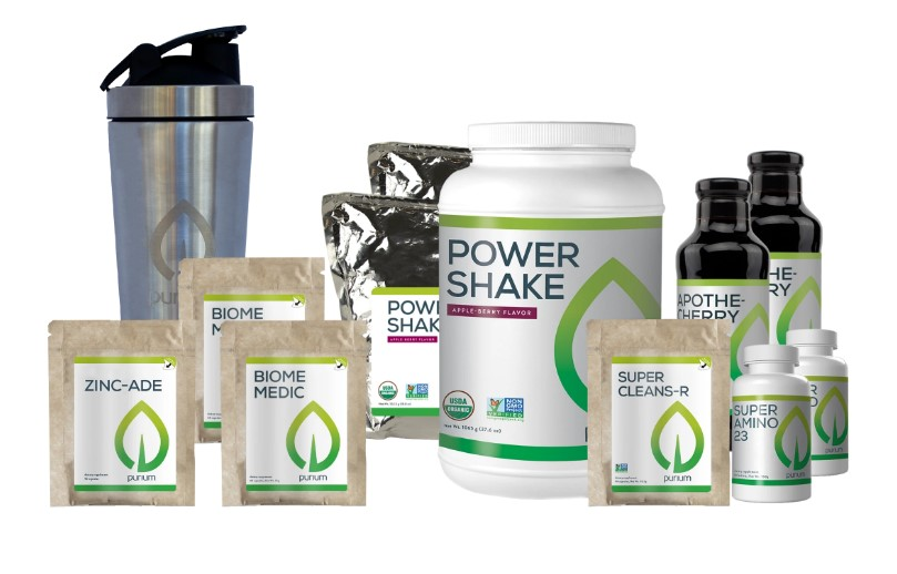 Ultimate Lifestyle Transformation Plus Immune Support